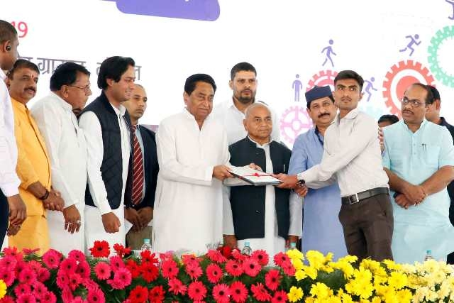 Assured efforts to be made to provide jobs to youth with agricultural development