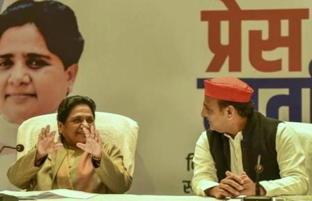 Alliance of BSP-SP to contest in all 29 Lok Sabha seats in Madhya Pradesh