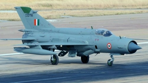 MiG-21 'Bison' is an 'Advance Version' of MiG-21