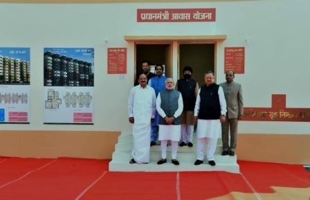 Pradhan Mantri Awas Yojana considered as PM Modi's ambitious scheme