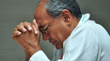 Digvijay Singh can contest from Indore, Bhopal or Vidisha Lok Sabha seat!