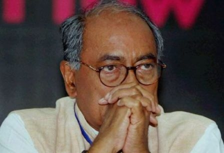 'Challenge' before Digvijay Singh to contest in the Lok Sabha election from 'difficult' seat