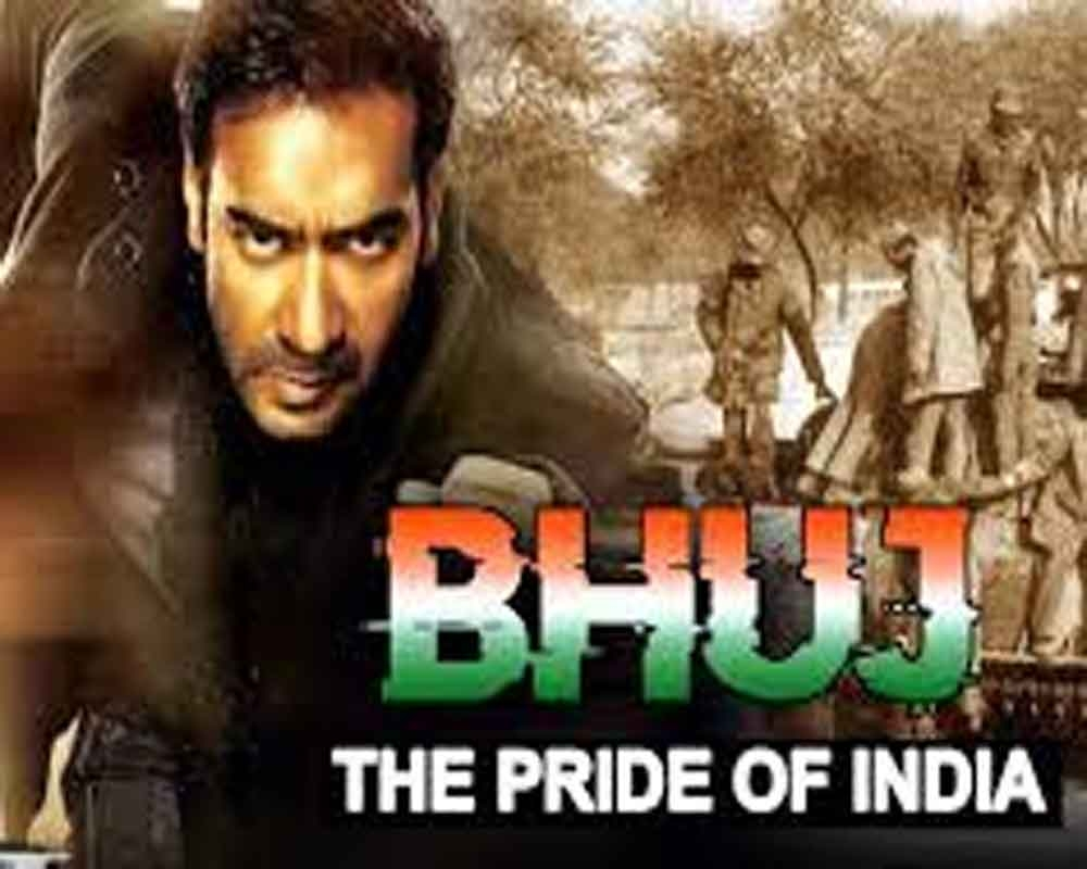 Bhuj: The Pride of India has an impressive star cast