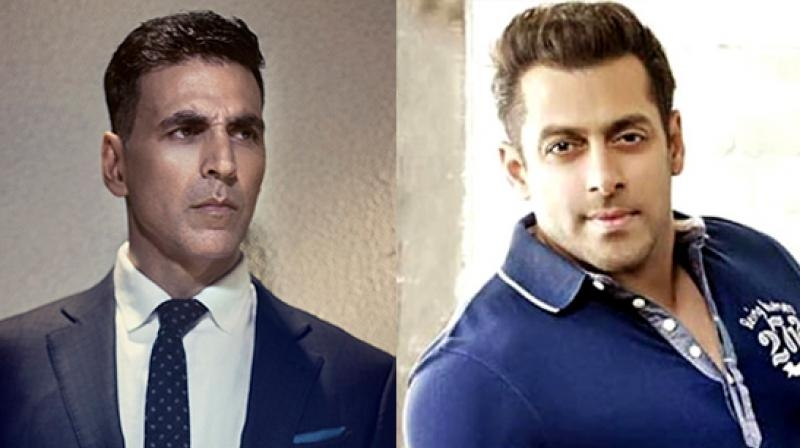 Akshay Kumar vs Salman Khan during Eid 2020, will anyone back out ?