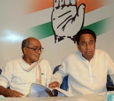 'Challenge' before Digvijay Singh to win Bhopal seat
