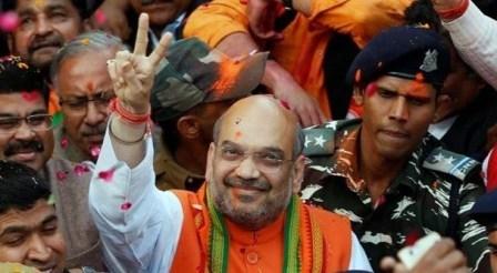 भाजपा के 'चाणक्य' अमित शाह की लोकसभा चुनाव के लिए 'रणनीति'