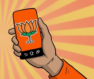 BJP fields the huge number of social media team in Madhya Pradesh for the Lok Sabha election