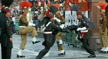 भारत की बढ़ती सैन्य ताकत से 'घबराया' पाकिस्तान