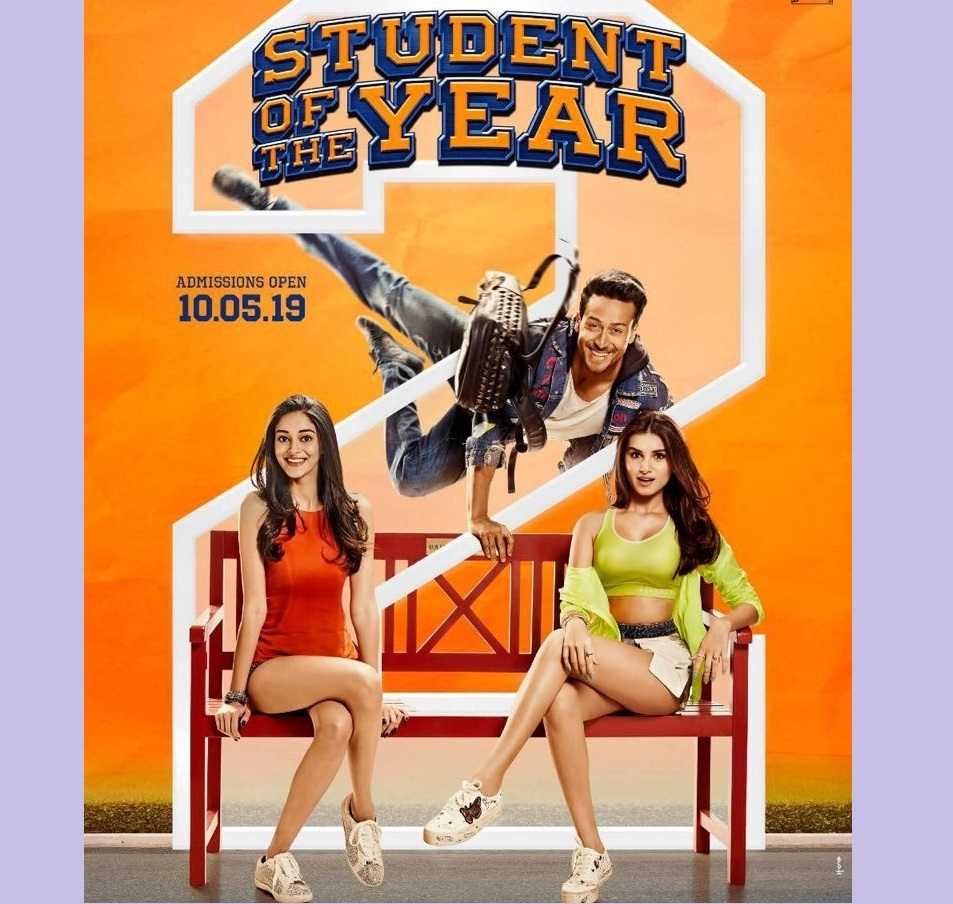 Will Tiger equals success of SOTY 1 in SOTY 2!