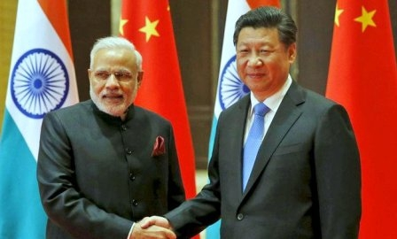 China tries to improve 'relations' with India