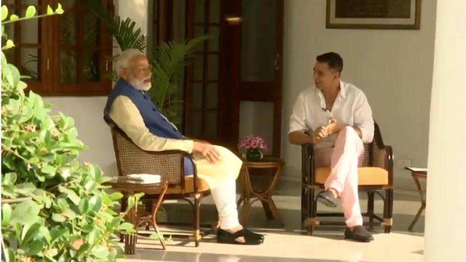 Why Akshay Kumar surpassed other film stars to interview PM Modi?