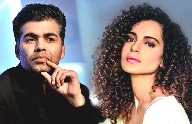 Is Karan Johar angry with Tara Sutaria For Praising Kangana Ranaut?