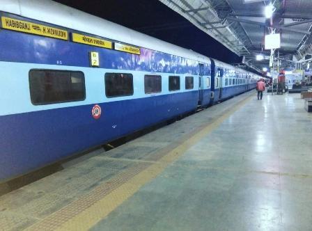 रेलवे ने शुरू की स्टेशन आने के पहले अलर्ट कॉल की सुविधा