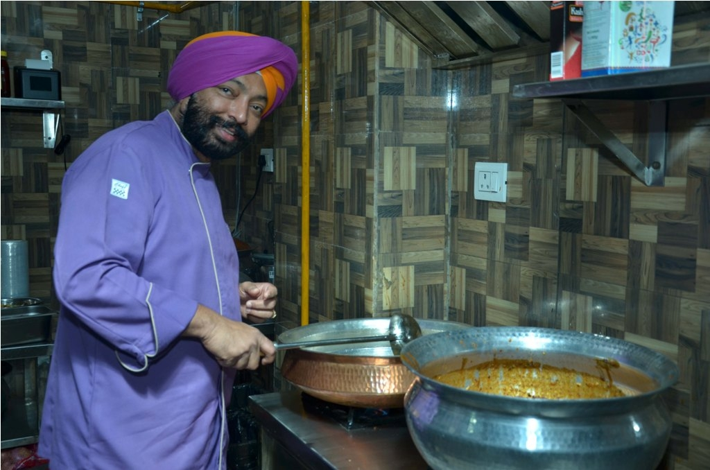 'Twist of Tadka' restaurant brand of Chef Harpal Singh Sokhi launch in Bhopal