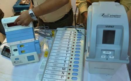 निर्वाचन आयोग ने ईवीएम में होने वाली हर कथित गड़बड़ी को किया 'ख़ारिज'