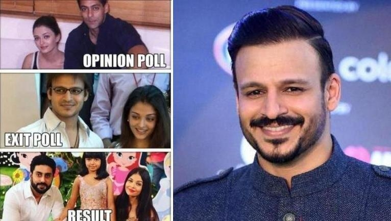 Vivek Oberoi meme controversy results him to face hilarious jokes on social media