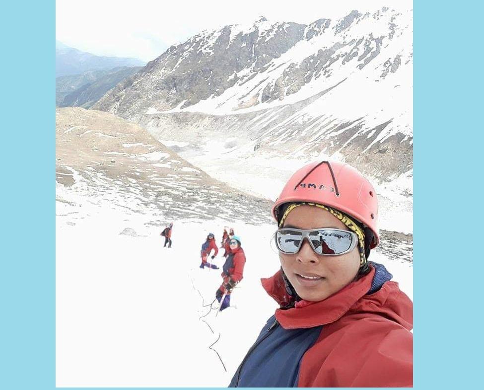 27 साल की भावना एवरेस्ट शीर्ष फतह करने वाली मध्यप्रदेश की पहली महिला बनीं