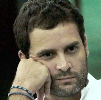 Rahul Gandhi gets 'angry' from veteran Congress leaders