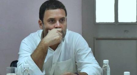 करारी हार के बाद कांग्रेस में ही उठे राहुल गांधी के प्रचार के तरीक़ों पर 'सवाल'!