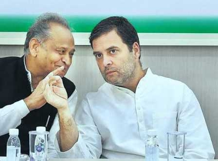 Ashok Gehlot: Potential president of the Congress