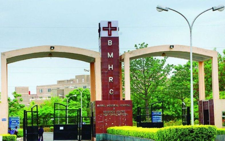 Bhopal Memorial Hospital to be developed as P.G. institute