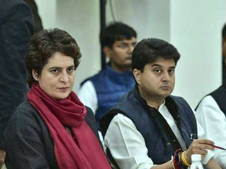 Will Priyanka Vadra and Jyotiraditya Scindia take responsibility for defeat in UP?