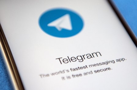 The number of Telegram App users growing in India