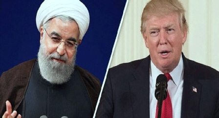 Iran faces to the USA by 'this power'!