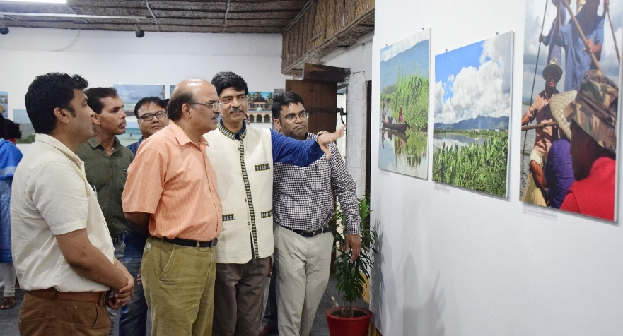 Exhibition on 'Island Cultures of India' shows the ethnic diversity of Indian Islands - Chaturvedi