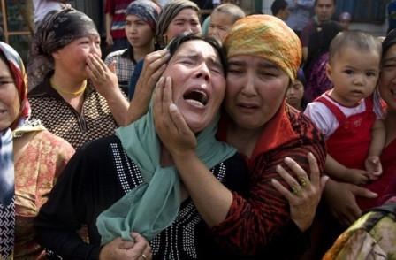 उइगर मुस्लिमों के मुद्दे के पर चीन के साथ कई मुस्लिम देश