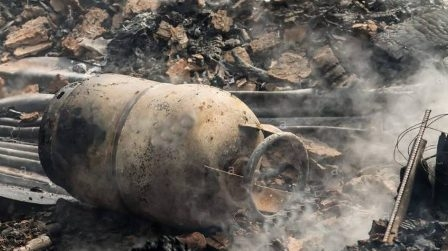 ​No compensation without a claim in LPG cylinder blast incident