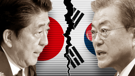 Trade war started between South Korea and Japan!