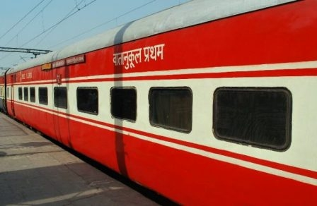 IRCTC again imposed service charge on the reservation ticket booking