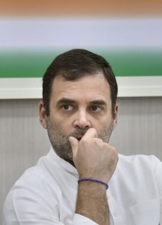 It seems that Rahul Gandhi looks not active in politics these days due to strategy!