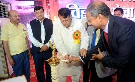 Various scientific models presented in the 8th Bhopal Vigyan Mela