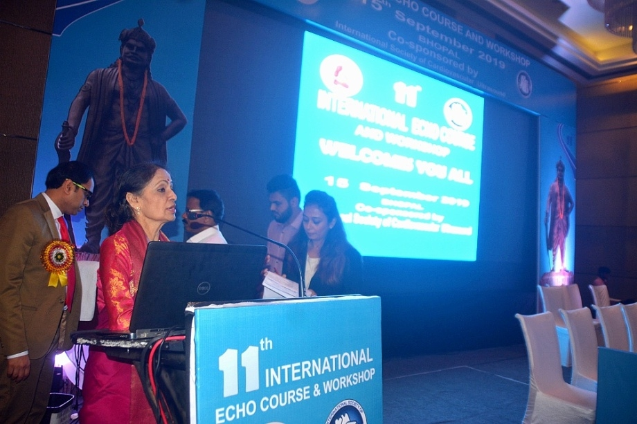 11th International Echo Course and Workshop held at Bhopal
