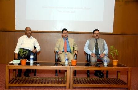 उच्च शिक्षा में सुधार पर पीपुल्स विश्वविद्यालय में आयोजित हुई वर्कशॉप