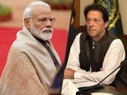 कश्मीर मुद्दे पर प्रधानमंत्री मोदी ने इमरान ख़ान को दिखाया 'आइना'