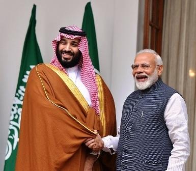 भारत में 100 अरब डॉलर निवेश कर सकता है सऊदी अरब