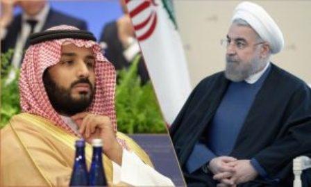 Tension reached on top between Saudi Arabia and Iran