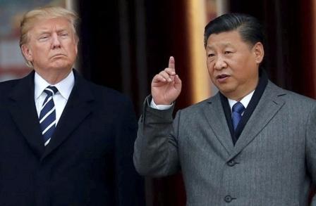 अमेरिका और चीन के बीच जारी है 'तनाव'