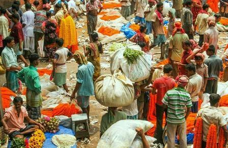 मंदी से प्रभावित हुई भारतीय अर्थव्यवस्था