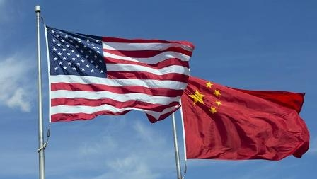 ​After all, China realizes the American supremacy in world trade!