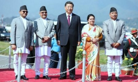 China trying to 'burgle' Nepal through mega projects