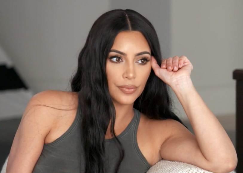 Why Kim Kardashian determines to lose extra pounds?