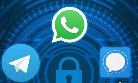 व्हाट्सएप को टेलीग्राम और सिग्नल ऐप्स से मिल रही कड़ी टक्कर