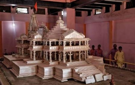 Shri Ram temple to be built in Ayodhya in grand shape with 106 pillars