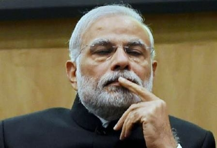 The Modi Government faces a 'big setback' on the economic front