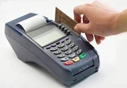 Point of sale terminals to work like ATMs