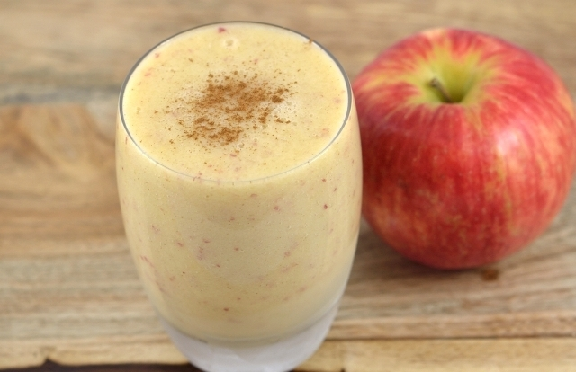 Oats & Apple Smoothie